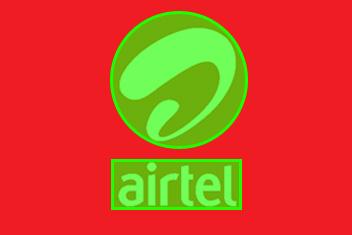 Airtel Logo Basic Shape