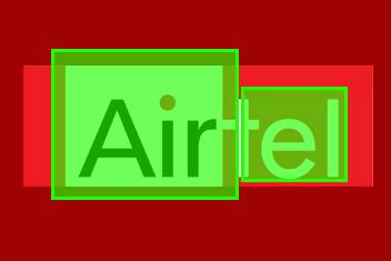Old Airtel logo